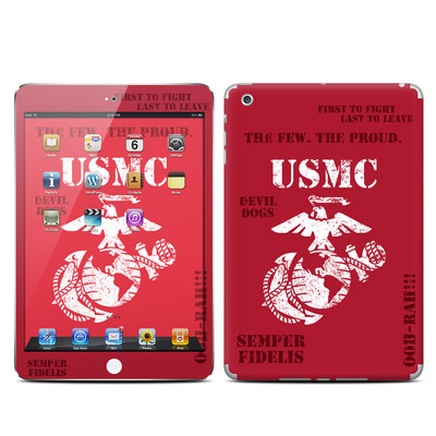 Apple iPad Mini Skin - Semper Fi