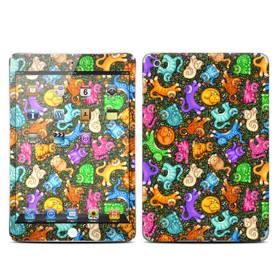 Apple iPad Mini Skin - Sew Catty