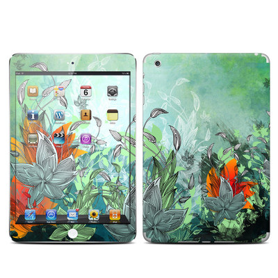 Apple iPad Mini Skin - Sea Flora