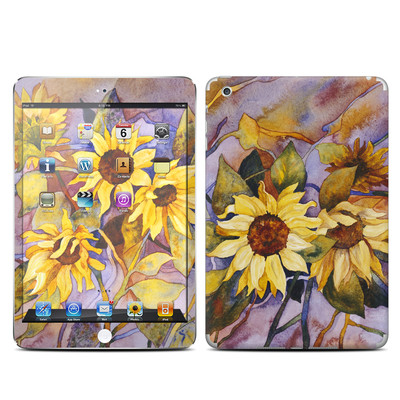 Apple iPad Mini Skin - Sunflower