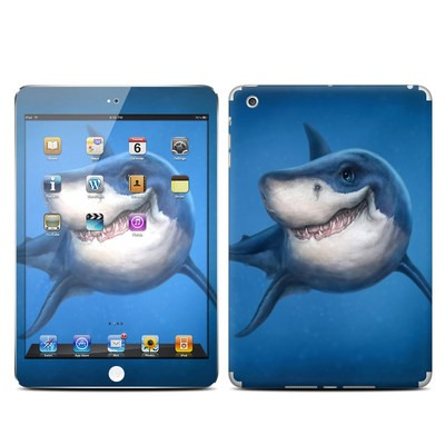 Apple iPad Mini Skin - Shark Totem