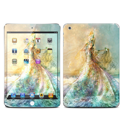 Apple iPad Mini Skin - The Shell Maiden