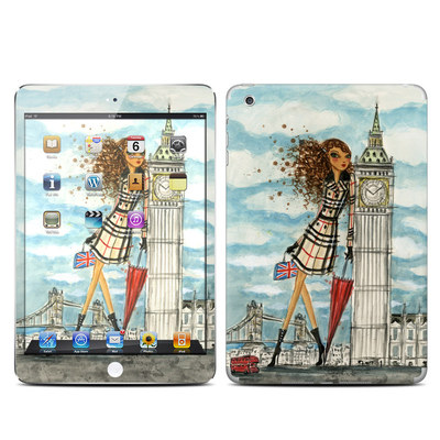 Apple iPad Mini Skin - The Sights London