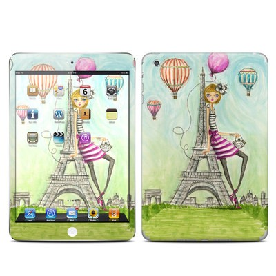 Apple iPad Mini Skin - The Sights Paris