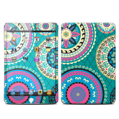 Apple iPad Mini Skin - Silk Road