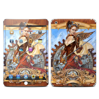 Apple iPad Mini Skin - Steam Jenny