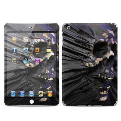 Apple iPad Mini Skin - Skull Breach