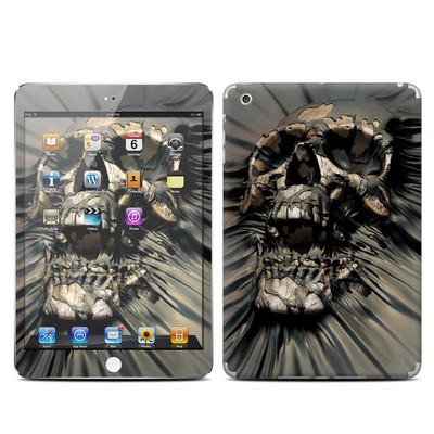 Apple iPad Mini Skin - Skull Wrap