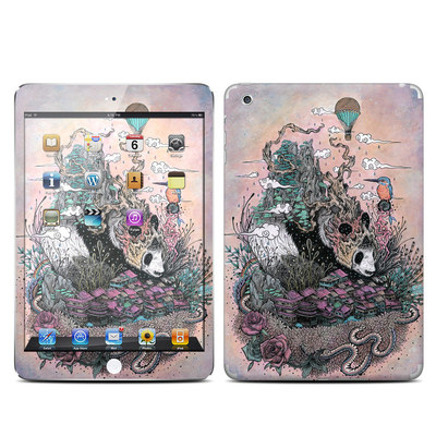 Apple iPad Mini Skin - Sleeping Giant