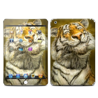 Apple iPad Mini Skin - Smiling Tiger