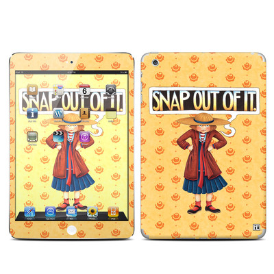 Apple iPad Mini Skin - Snap Out Of It