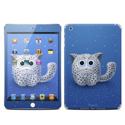 Apple iPad Mini Skin - Snow Leopard