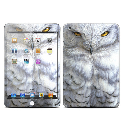 Apple iPad Mini Skin - Snowy Owl