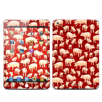 Apple iPad Mini Skin - Some Pig