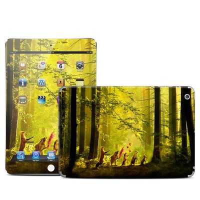 Apple iPad Mini Skin - Secret Parade