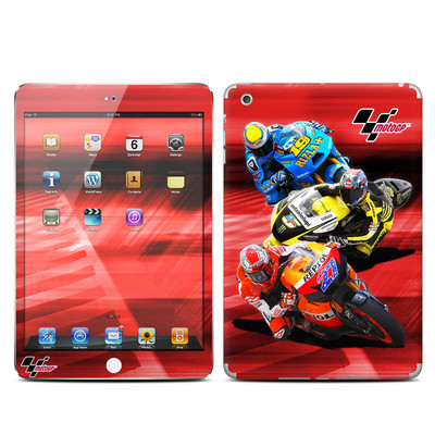 Apple iPad Mini Skin - Speed Collage
