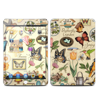 Apple iPad Mini Skin - Spring All