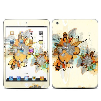 Apple iPad Mini Skin - Sunset Flowers