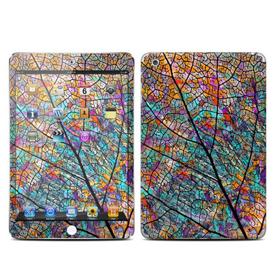 Apple iPad Mini Skin - Stained Aspen
