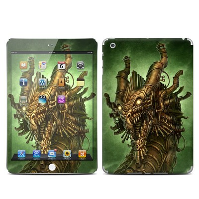 Apple iPad Mini Skin - Steampunk Dragon