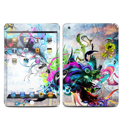 Apple iPad Mini Skin - Streaming Eye
