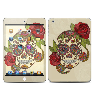 Apple iPad Mini Skin - Sugar Skull