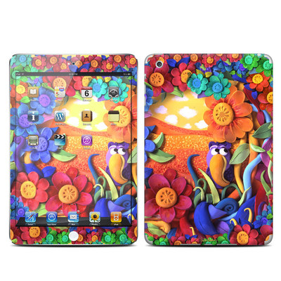 Apple iPad Mini Skin - Summerbird