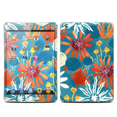 Apple iPad Mini Skin - Sunbaked Blooms