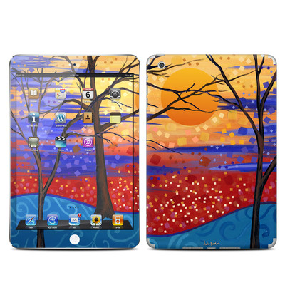 Apple iPad Mini Skin - Sunset Moon