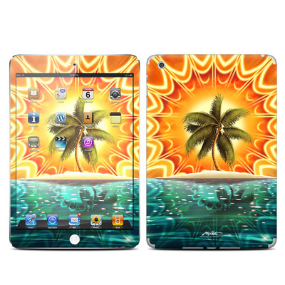 Apple iPad Mini Skin - Sundala Tropic