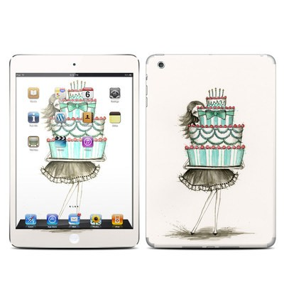 Apple iPad Mini Skin - She Takes The Cake