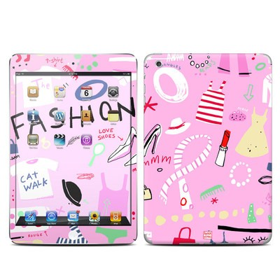 Apple iPad Mini Skin - Tres Chic
