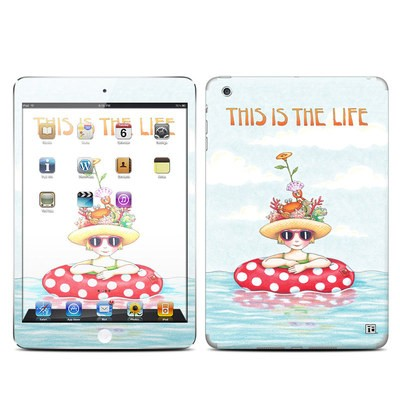 Apple iPad Mini Skin - This Is The Life