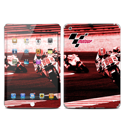 Apple iPad Mini Skin - Throttle