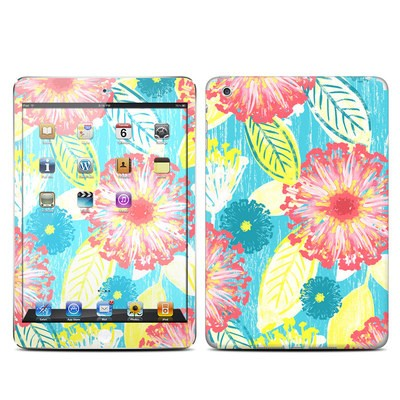 Apple iPad Mini Skin - Tickled Peach