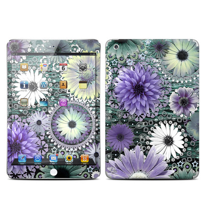 Apple iPad Mini Skin - Tidal Bloom