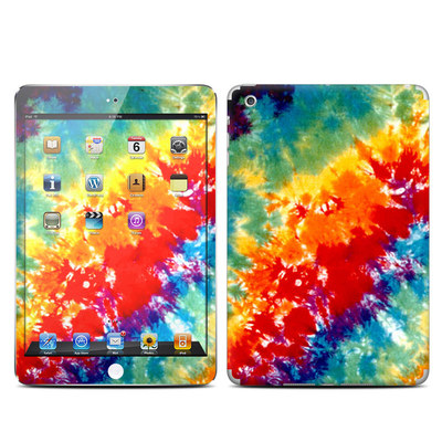 Apple iPad Mini Skin - Tie Dyed
