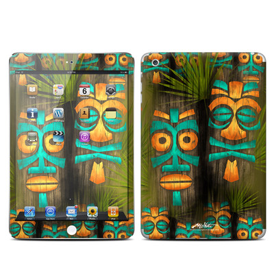 Apple iPad Mini Skin - Tiki Abu