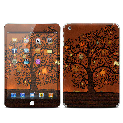 Apple iPad Mini Skin - Tree Of Books