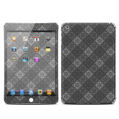 Apple iPad Mini Skin - Tungsten