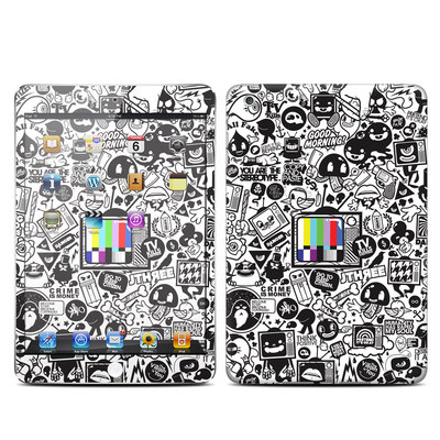 Apple iPad Mini Skin - TV Kills Everything