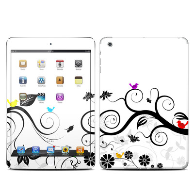 Apple iPad Mini Skin - Tweet Light