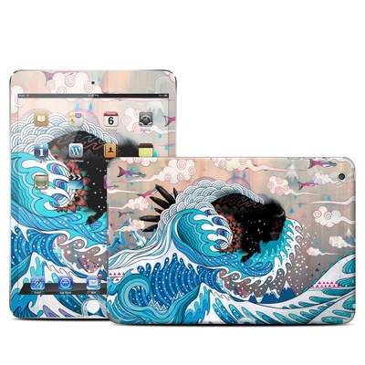 Apple iPad Mini Skin - Unstoppabull
