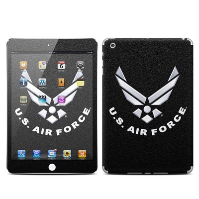 Apple iPad Mini Skin - USAF Black