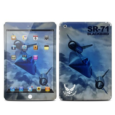 Apple iPad Mini Skin - Blackbird
