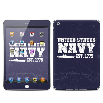 Apple iPad Mini Skin - USN 1775