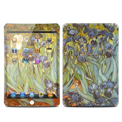Apple iPad Mini Skin - Irises