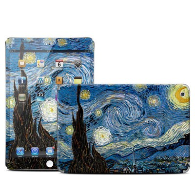 Apple iPad Mini Skin - Starry Night