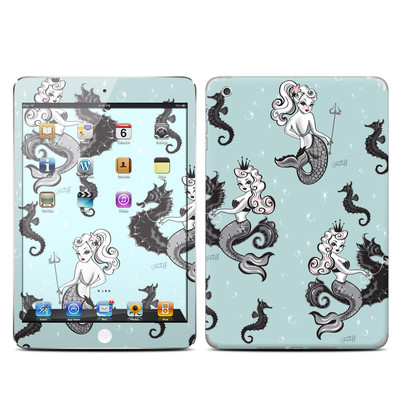 Apple iPad Mini Skin - Vintage Mermaid