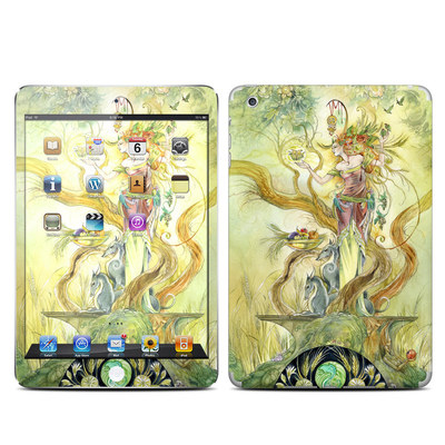 Apple iPad Mini Skin - Virgo